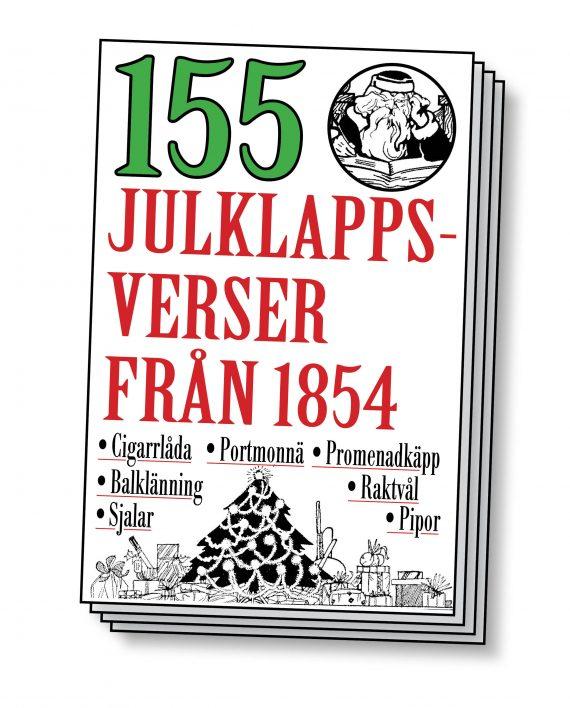 155 julklappsrim från 1854 – Återutgivning av klassiska verser